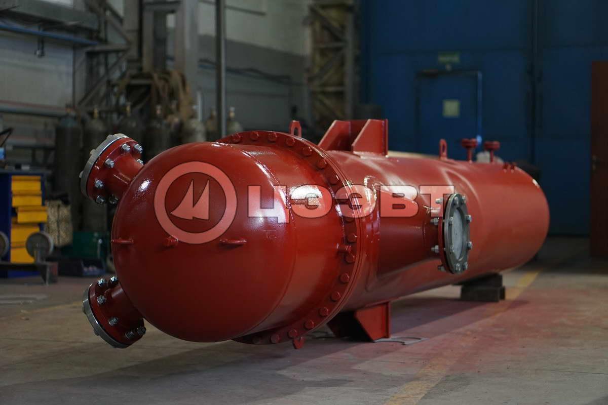 Кожухотрубчатые подогреватели сетевой воды (ПСВ) Владивосток промывка и опрессовка системы теплообменников